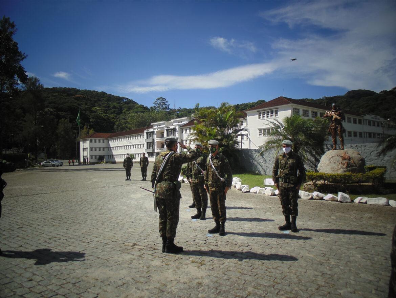 Batalhão D. Pedro II tem novo comandante