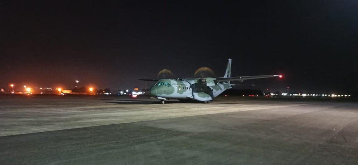 Forças Armadas transportam 168 toneladas de carga e realizam 314 horas de voo em 10 dias de missão em Manaus