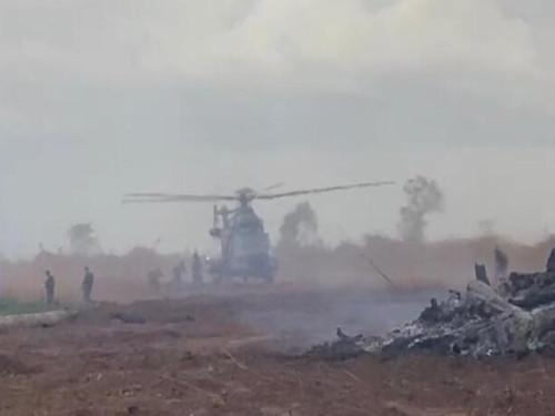 """2º Esquadrão de Helicópteros de Emprego Geral participa da Operação """"Verde Brasil II"""""""
