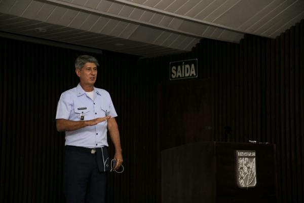 CINDACTA I recebe Comandantes do Sistema de Controle do Espaço Aéreo Brasileiro