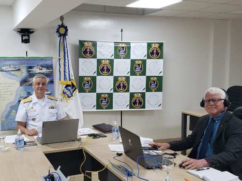 Diretoria de Hidrografia e Navegação participa da 53ª Sessão da Comissão Oceanográfica Intergovernamental