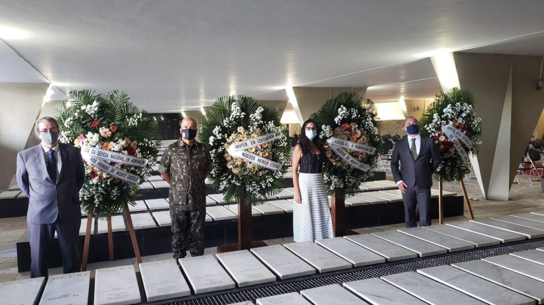 No Rio de Janeiro, entidades homenageiam os feitos da Força Expedicionária Brasileira