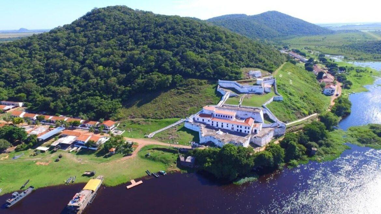 Em Forte Coimbra, troca do efetivo do Pelotão Especial de Fronteira