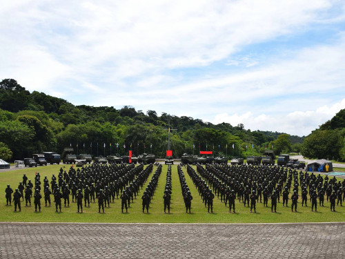 Força de Fuzileiros da Esquadra comemora 64 anos