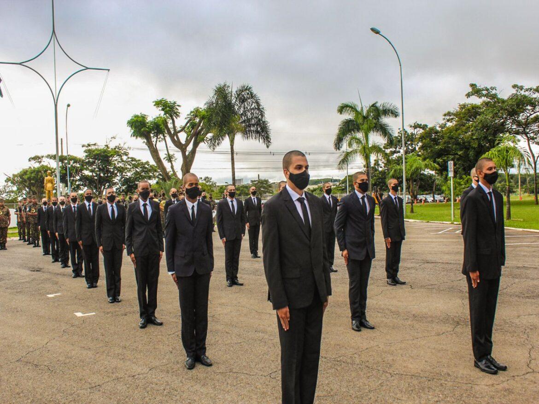 Batalhão da Guarda Presidencial realiza solenidade de matrícula de novos alunos no NPOR