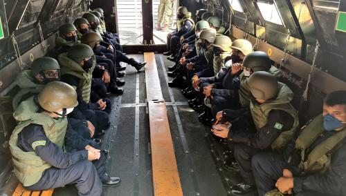 Grupamento de Embarcações de Desembarque conduz Estágio de Qualificação para as tripulações de EDVP