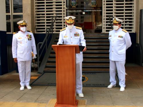 Marinha inaugura Capitania Fluvial de Goiás