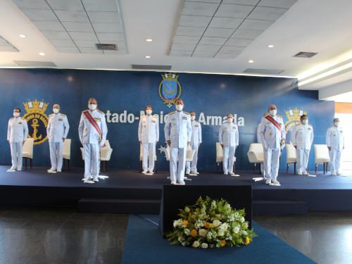 Marinha tem novo Chefe do Estado-Maior da Armada