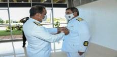 Ministro-Presidente do STM recebe a Medalha do Mérito Marechal Cordeiro de Farias
