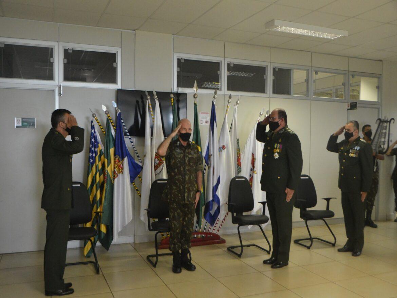 Passagem de Comando da Escola Nacional de Defesa Cibernética