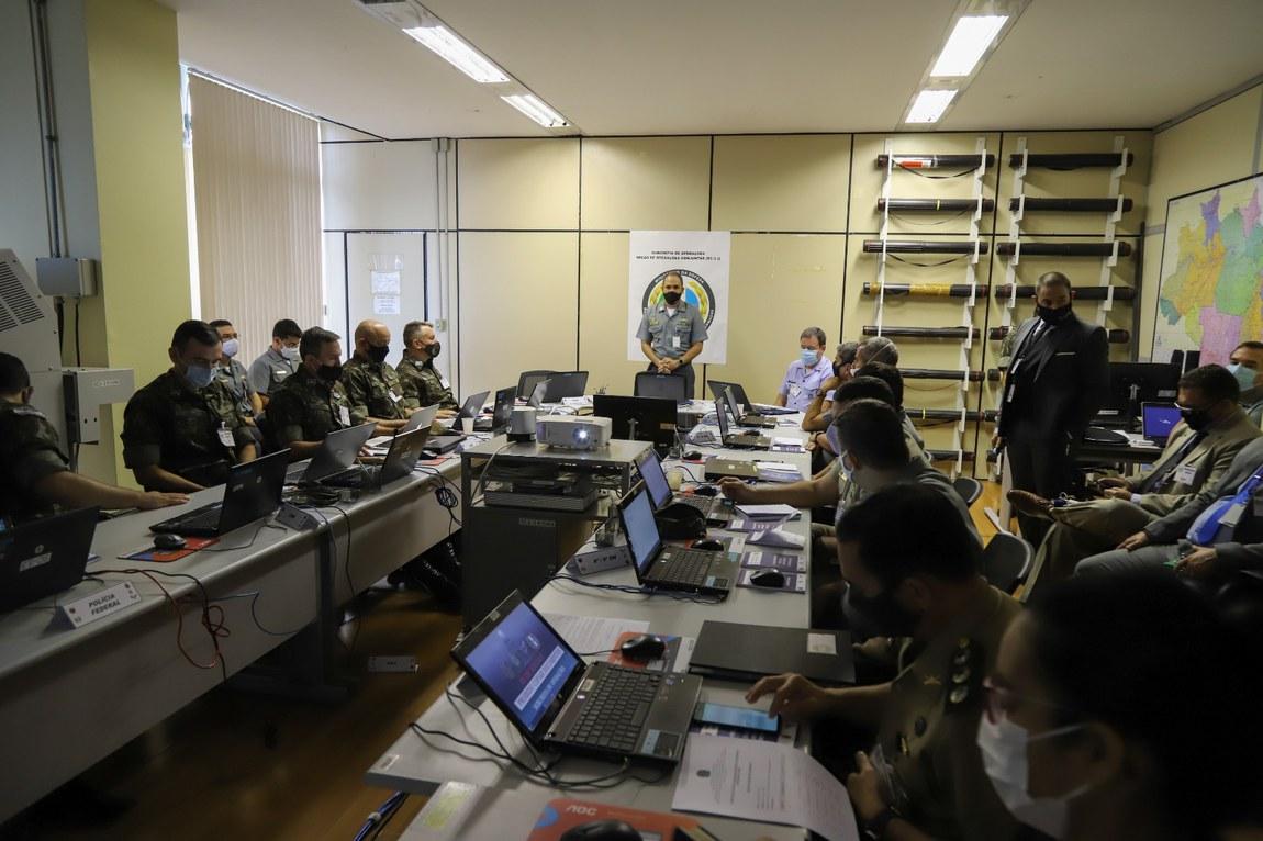 Planejamento trimestral da Operação Ágata é tema de reunião