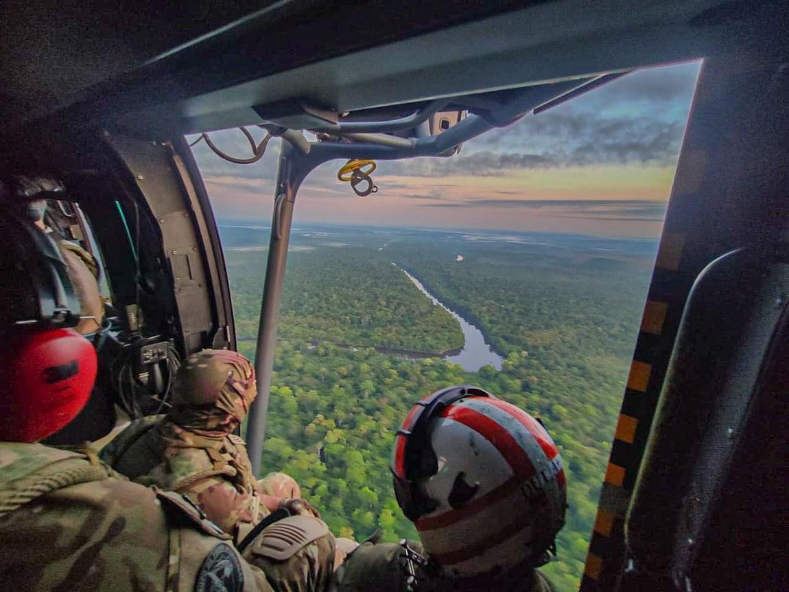 Operação Verde Brasil 2 prossegue com ações preventivas e repressivas na Amazônia
