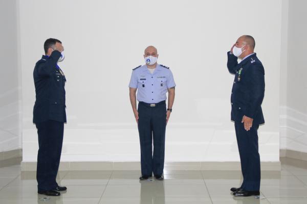 Esquadrão de Saúde de Boa Vista (ES-BV) tem novo Comandante
