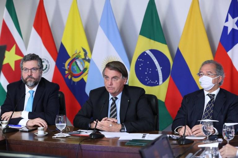 Brasil apresenta caminhos para retomar economia pós-Covid-19