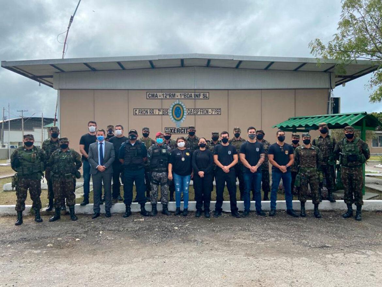 Brigada de Infantaria de Selva tem missão de atuar na defesa da fronteira