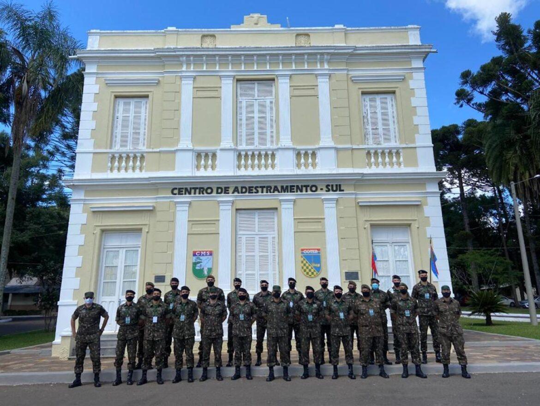 Centro de Adestramento realiza Estágio de Simulação de Combate