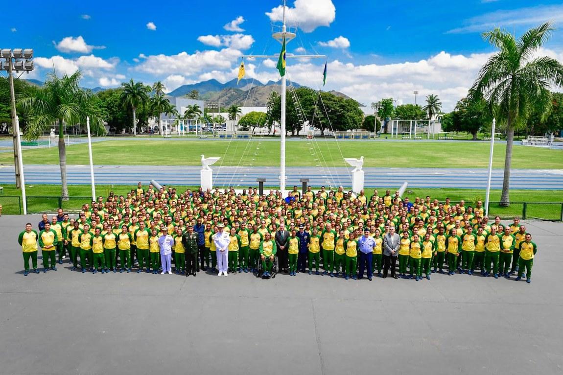 Comissão Desportiva Militar completa 65 anos e contribui com fortalecimento do esporte nacional