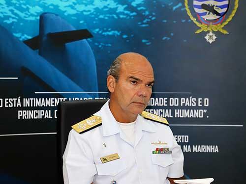 Diretor-Geral de Desenvolvimento Nuclear e Tecnológico da Marinha preside 3ª Reunião do Conselho Curador da ABDAN