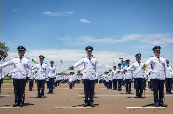 FAB abre vagas para Formação de Oficiais Aviadores, Intendentes e de Infantaria