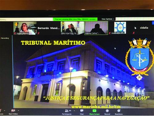 Tribunal Marítimo participa de 1º Congresso Internacional de Direito Marítimo, Portuário e Aduaneiro, em Angola